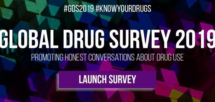 Глобалната анкета за дроги
