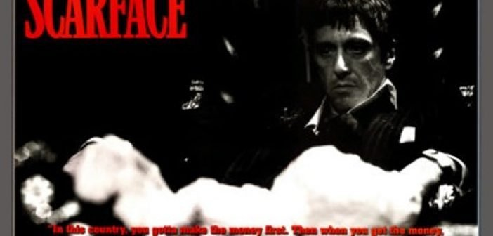 "Our recommendation -""Scarface"", directed by Brian de Palma"