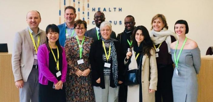 Одржан 41-от состанок на Одборот на Глобалниот Фонд