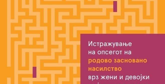 Истражување на опсегот на родово засновано насилство врз жени и девојки на јавниот простор во Општина Тетово