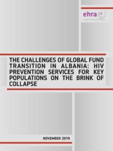 Услуги за превенција на ХИВ за клучните популации во Албанија на работ на колапс