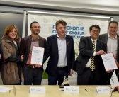 Град Скопје ја потпиша Париската декларација