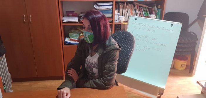 Се одржа обука за параправници и теренски работници што работат со сексуални работници за законски измени за време на вонредна состојба- КОВИД 19